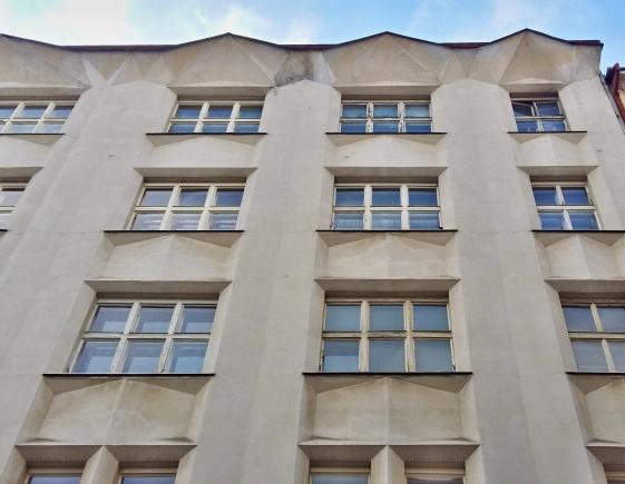 hodek apartment house 3