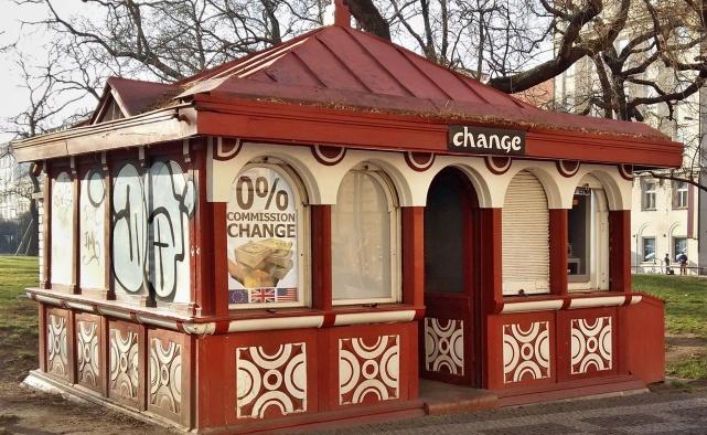 rondocubist kiosk