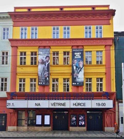 svanda theatre