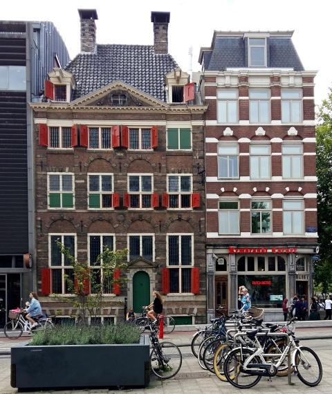 rembrandt amsterdam