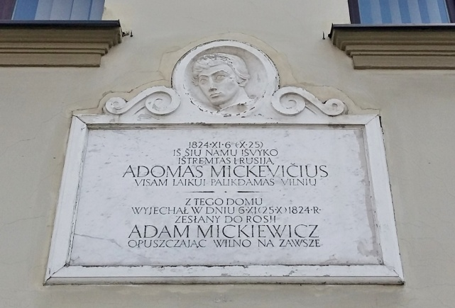 vilnius mickiewicz